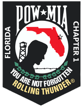 Rolling Thunder® Inc. Florida Chapter 1